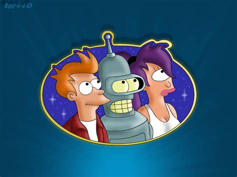 futurama wallpaper  macbook cartoons wallpapers