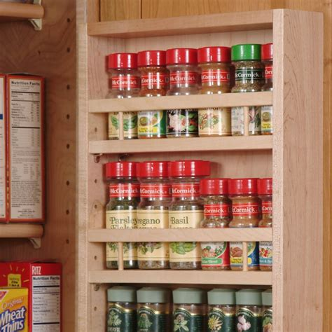 Spice Rack Storage System by Spice Storage Unit