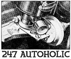 Chevy 235 Firing Order Diagram