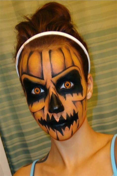 halloween face    girls xcitefunnet