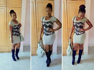 Slay Queen Kenya39s Prettiest Cop Steps Out In Stunning