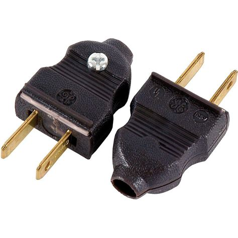 Amp Volt Quick Wire Plug Brown Pack