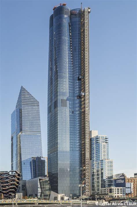 hudson yards  skyscraper center