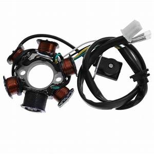 New Complete Electric Wiring Harness Magneto Stator Fit Go