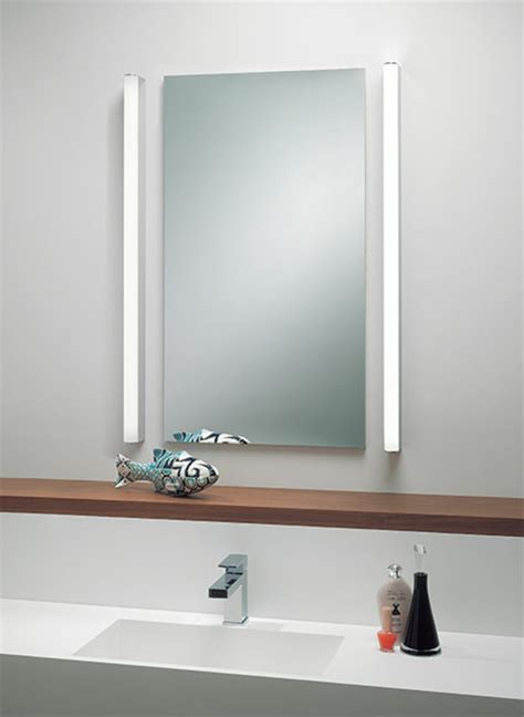 eclairage salle de bain miroir id 233 es d 233 clairage de miroir pour la salle de bain archzine fr