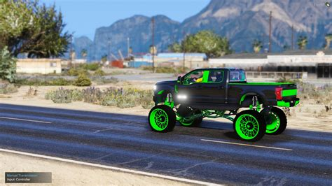 ford  sema build gta modscom