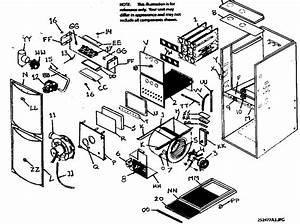 Icp C9mpt125l20c1 Furnace Parts