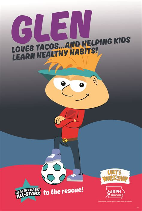 healthy habits  stars resources