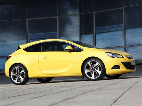 Opel Astra Gtc Picture 96513 Opel Photo Gallery