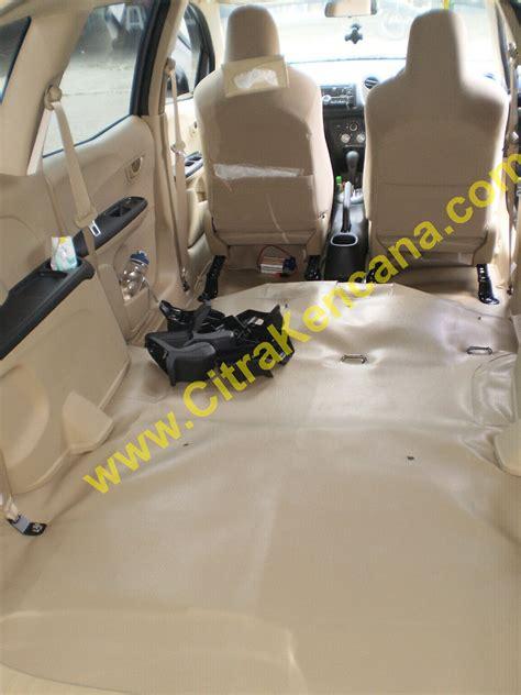 Karpet Dashboard Mobilio jual karpet dasar mobilio citra kencana