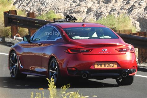 infiniti  spotted undisguised autocar india