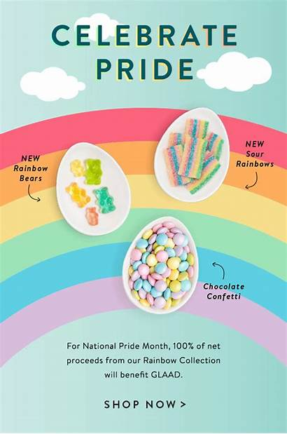 Pride National Month Milled Orders Shipping
