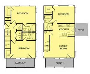 row house plans house plans