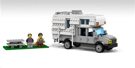 LEGO Ideas   Product Ideas   Truck & Camper