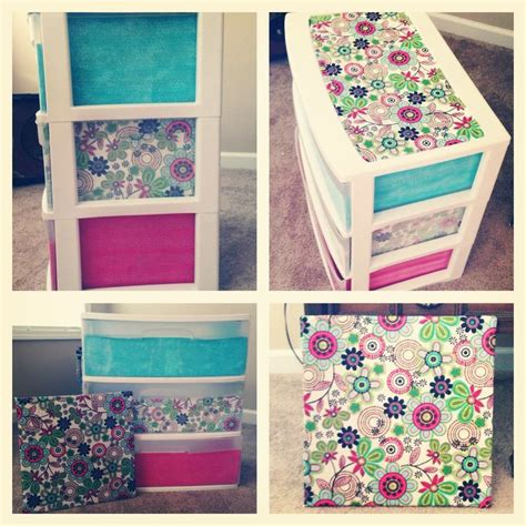 Diy Bulletin Board And Storage Drawers To Spice Up Your