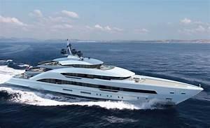 Superyacht Sunday Meet The Largest Heesen Yacht Project