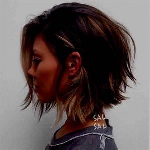 Coupe Cheveux 2018 Femme : meilleur de coupe courte carr plongeant une court 2016 ~ Melissatoandfro.com Idées de Décoration