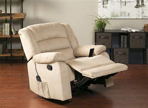 recliners massage recliner relaxzen pain chair rocker relief tall paindoctor