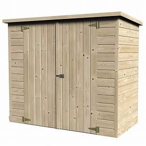 Remise En Bois Pour Jardin : remise de jardin bois bike box m mm colis l ~ Premium-room.com Idées de Décoration