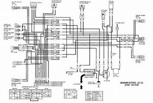 Honda Cg125 Wiring Diagram