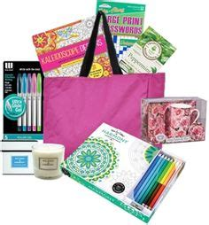 adult coloring book gift baskets www justdontsendflowers