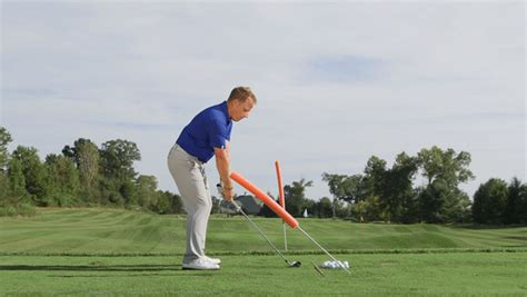 golf swing drills the simple swing plane drill that s going to make you a