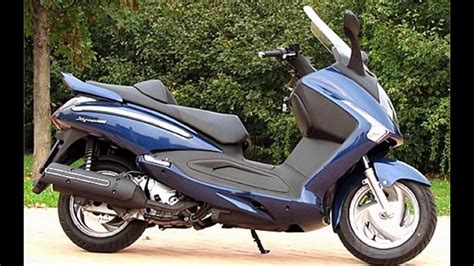 Various Types Of 250cc Scooter On The Market