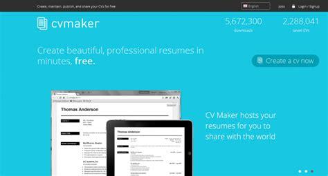 top 10 best and free resume builder websites cv