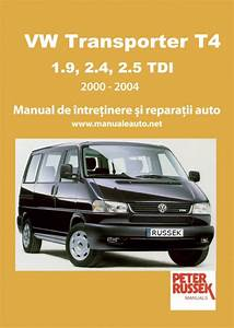 Manual Auto Vw Transporter T4 2000