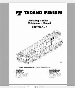 Hiab 190t Crane Repair Manual