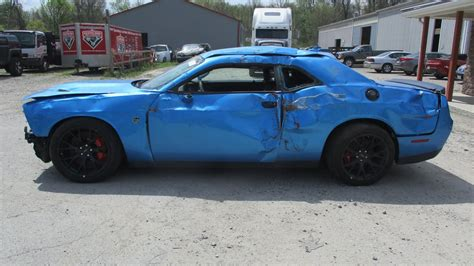 dodge challenger hellcat obliterated    miles