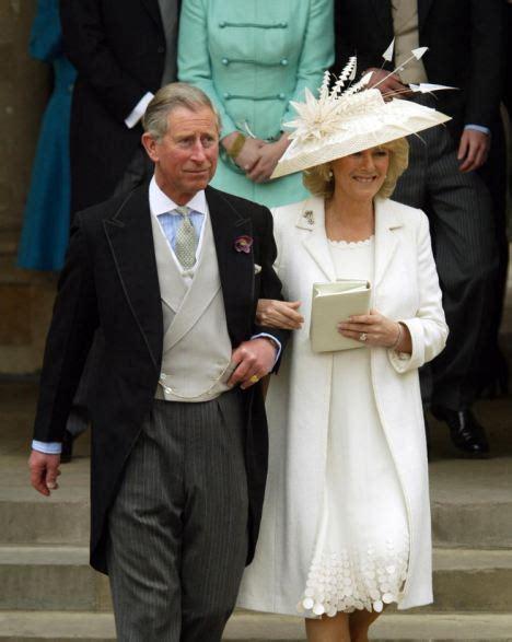 camillas wedding attire