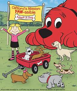 1000+ images about Clifford, The Big Red Dog on Pinterest ...