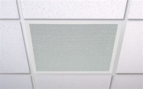 2x2 Ceiling Tile Exhaust Fan by Ceiling Return Air Grille Ceiling Tiles