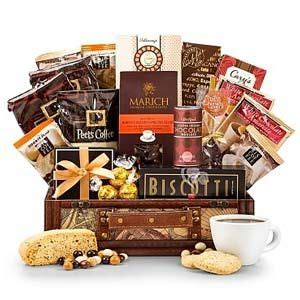 gourment gift baskets  images coffee lover gifts