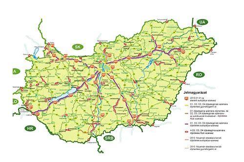 baixar harta rutiera a ungariei 2013