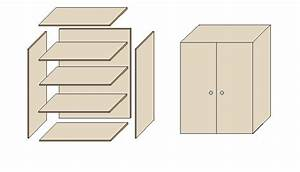 Wandschrank selber bauen for Schranksysteme selber bauen