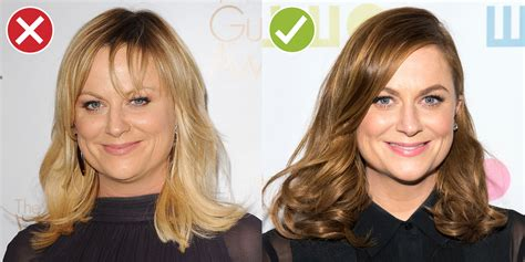 what hair color makes you look younger hair that makes you look how your hair is