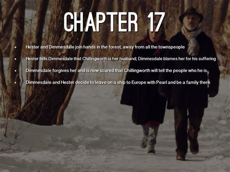 chapter 16 scarlet letter the scarlet letter by alyssa brockman 20812