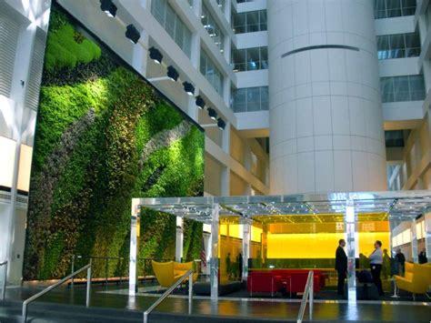 story atrium living wall greenroofscom
