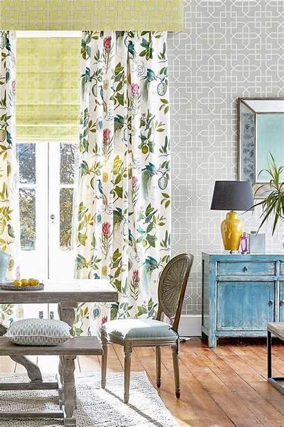 Sanderson Trellis Hampton Glasshouse Wallpapers