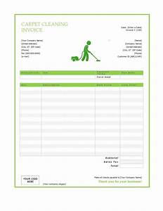 carpet cleaning invoice template 28 images free carpet With carpet cleaning invoice free