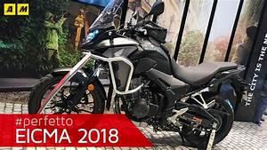 Honda Cb500x 2018 : honda cb500x eicma 2018 english sub youtube ~ Nature-et-papiers.com Idées de Décoration