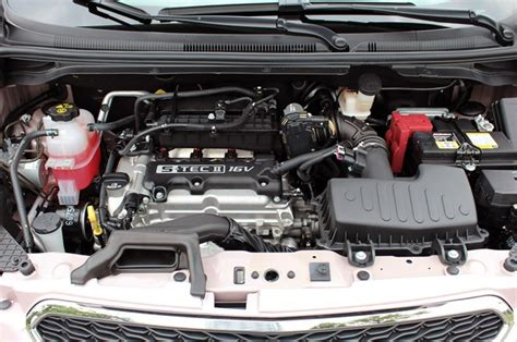 2013 Chevrolet Spark Autoblog