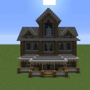 haunted mansion grabcraft  number  source  minecraft buildings blueprints tips