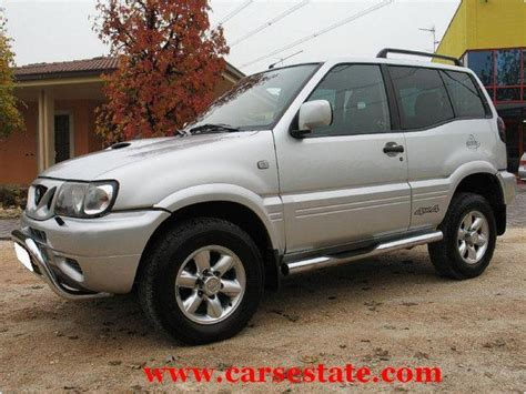 nissan terrano iipicture  reviews news specs buy car