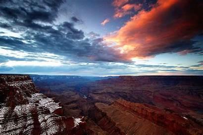 Canyon Grand Sunset National Park Summitpost