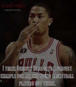 Motivational Basketball Quotes Derrick Rose. QuotesGram