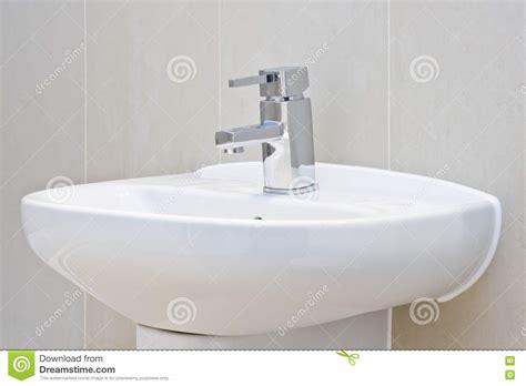 Modern Hand Wash Basin Stock Photos
