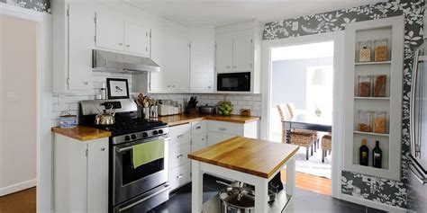 easy kitchen update ideas 19 inexpensive ways to fix up your kitchen photos